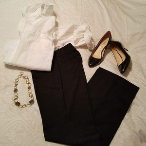 JCrew City Fit Super 120s Trouser Size 8